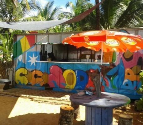 bar de plage à cayenne
