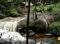 Crique cascade