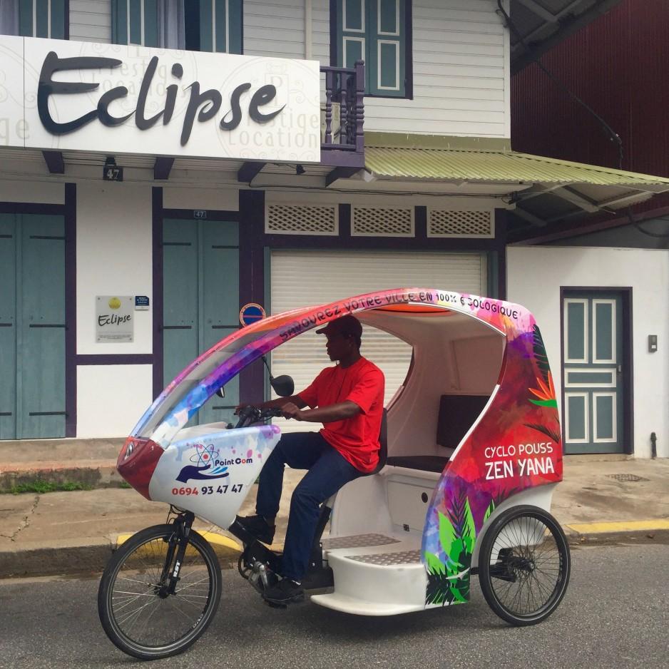 Zen Yana Cyclo Pouss à Cayenne