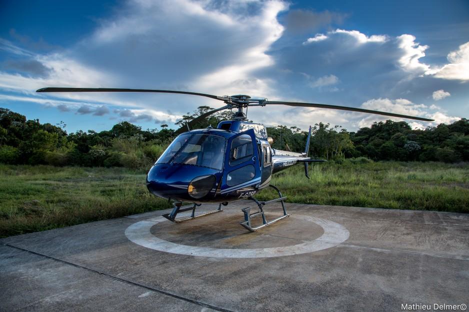 Heli-cojyp, vol en hélicoptère rémire