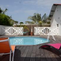 kanelle, villa avec piscine à Macouria