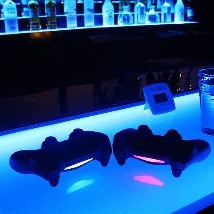 bar gamer à cayenne