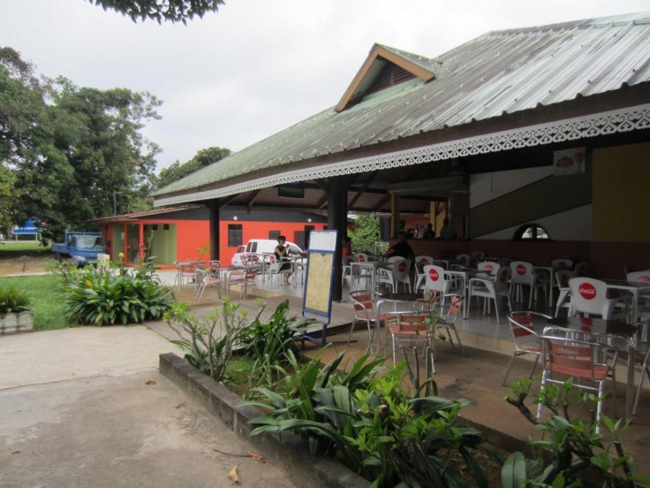 La guitoune restaurant à rémire montjoly