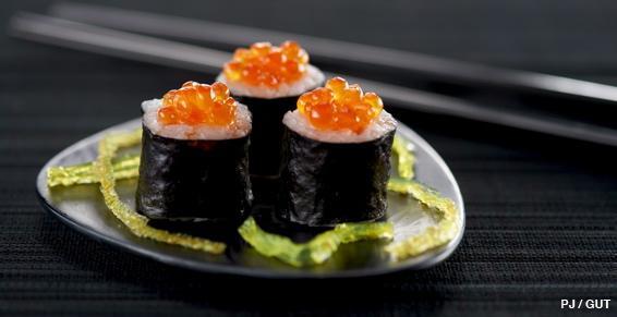 sushi bar cayenne