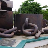 Les chaines brisées