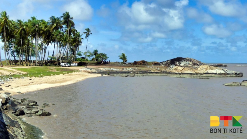 Pointe Buzare