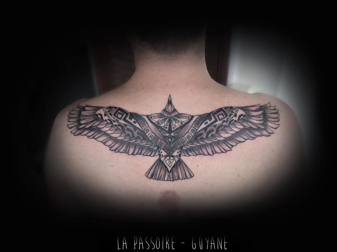 Tatouage Artistique A Remire L Or Noir Btk