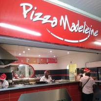 RESTAURANT A CAYENNE : PIZZERIA DE LA MADELEINE