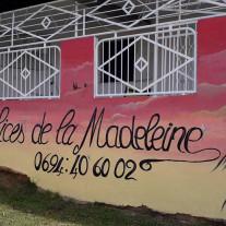 RESTAURANT A CAYENNE : LES DÉLICES DE LA MADELEINE