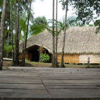 LOCATION DE VACANCES A KOUROU : CAMP MARIPA