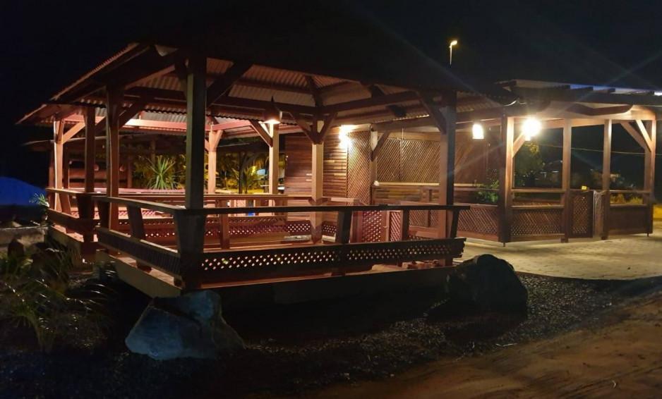 Restaurant lamourette en Guyane à Saint Laurent du Maroni
