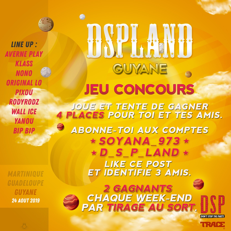 DSPLAND Guyane