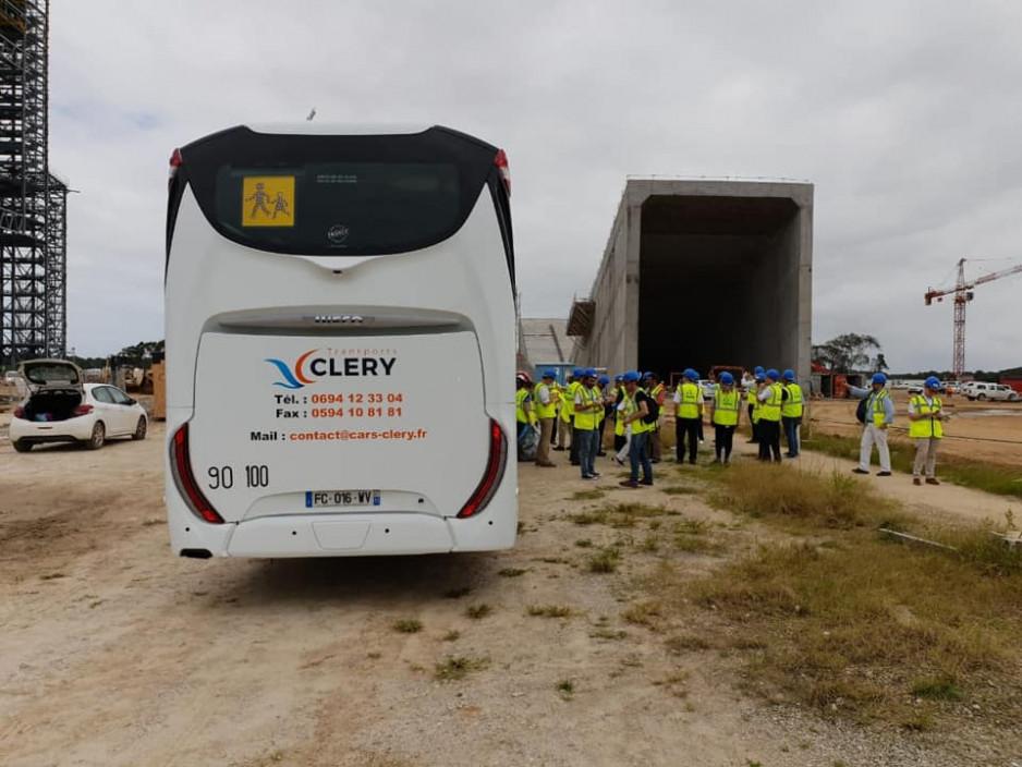 TRANSPORTS CLERY EN GUYANE