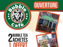 SALON DE THÉ A CAYENNE : BUBBLE CAFÉ
