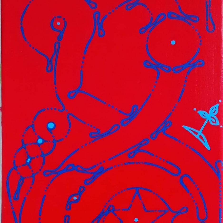 ART TEMBE A PAPAÏCHTON : CARLOS ADAOUDE