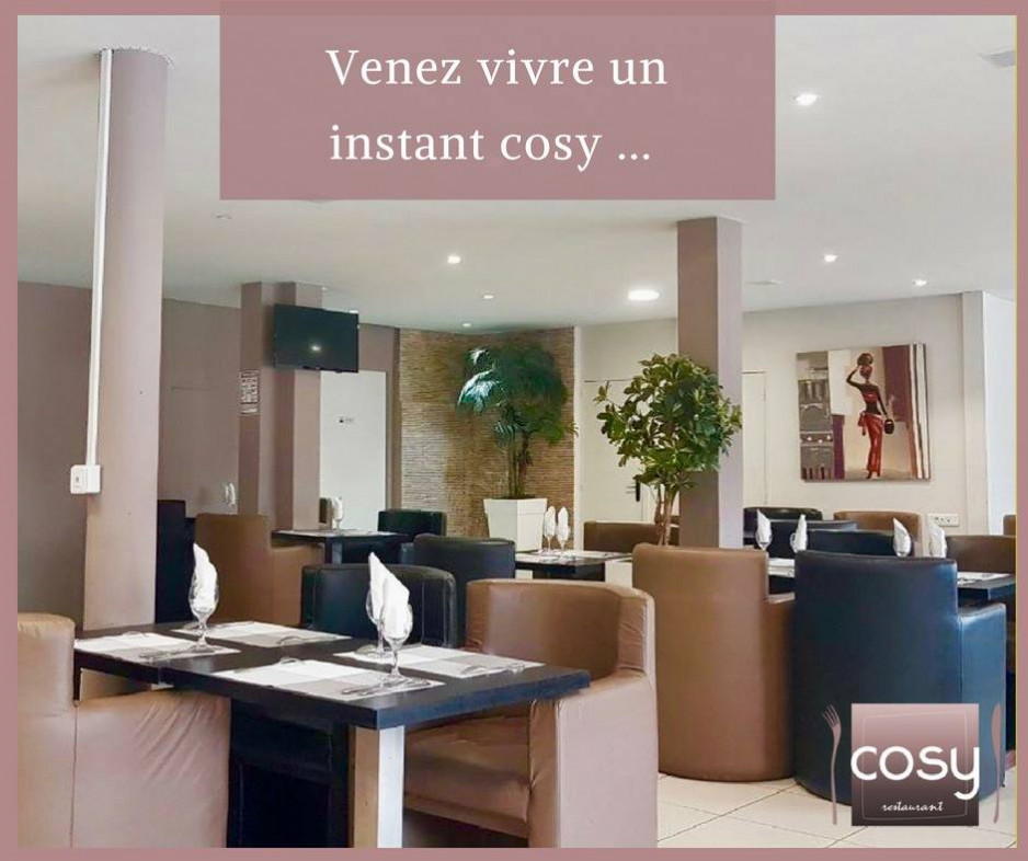 RESTAURANT A CAYENNE : LE COSY