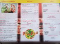 PIZZERIA ARTISANALE A CAYENNE : PIZZA LYGHT