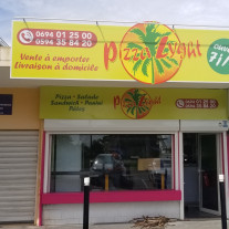 PIZZERIA ARTISANALE A CAYENNE : PIZZA LYGHT