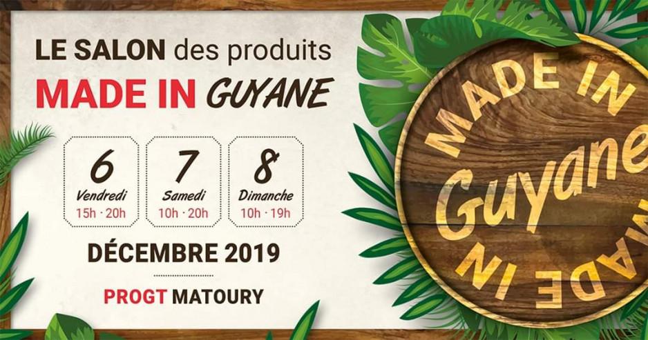 LE SALON DES PRODUITS MADE IN GUYANE